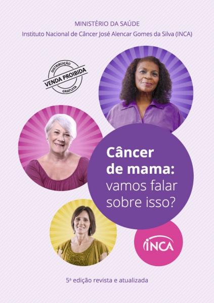 Câncer de mama: é preciso falar disso (5ª edição revista e atualizada)