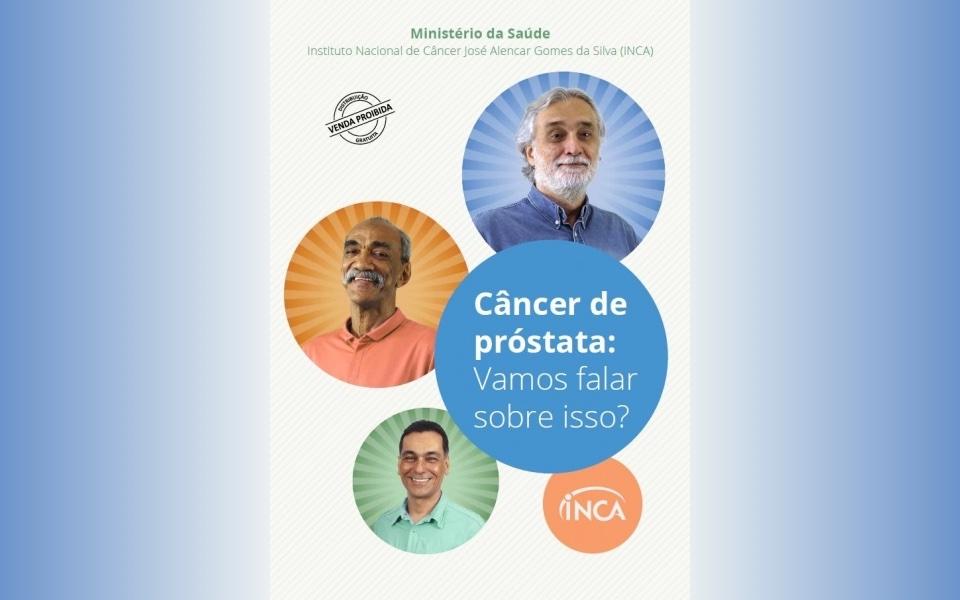 Câncer de próstata: Vamos falar sobre isso?